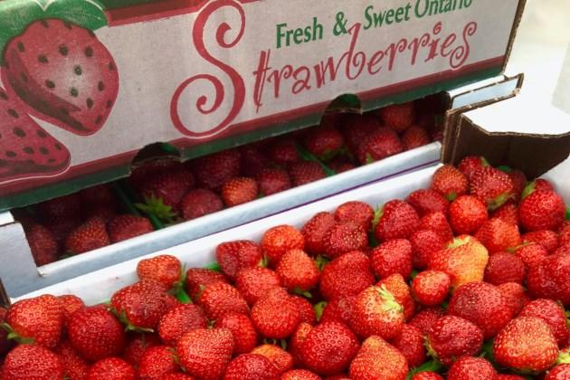 2018-07-09 Strawberries MH