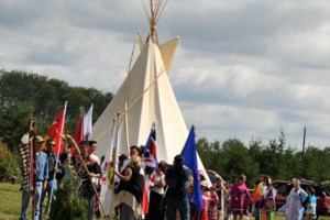 Mattagami First Nation Pow Wow honours past and present elders