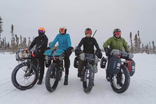 2019-02-04 James Bay Descent SUP