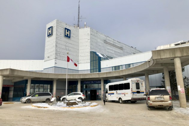 2017-11-10 Timmins and District Hospital MH