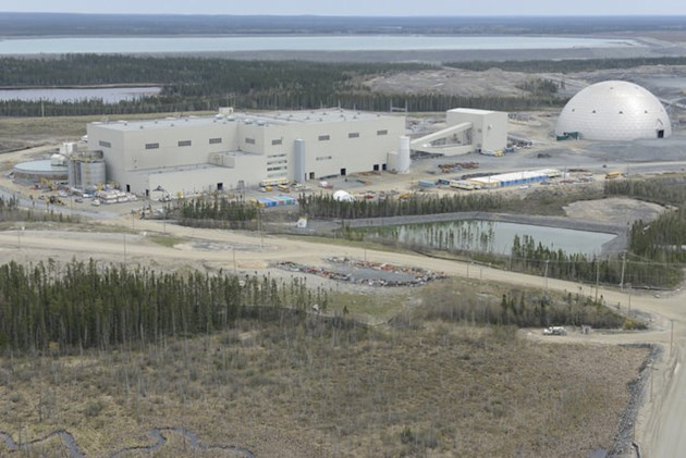 Detour Lake Mine