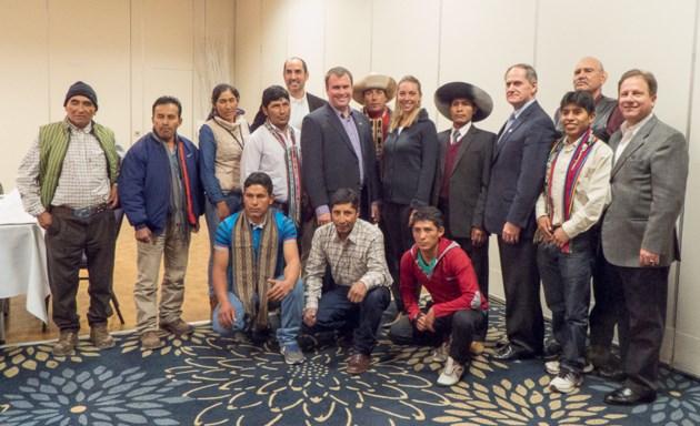 Peru Delegates