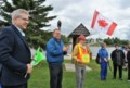 Job loss to automation and high drug prices focus of Timmins Labour Day walk
