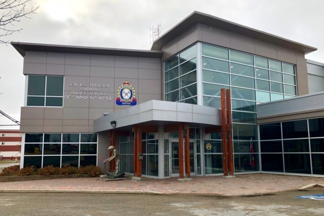 2017-11-03 Timmins Police Building2 MH