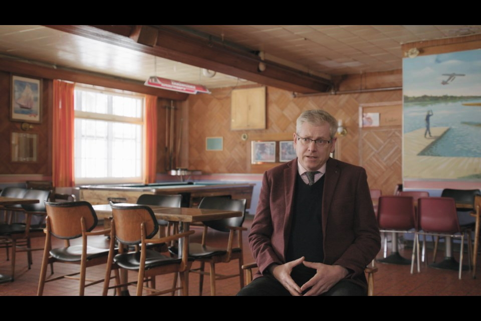 Timmins-James Bay MP Charlie Angus is featured in the new TVO documentary Northern Gold. Supplied image