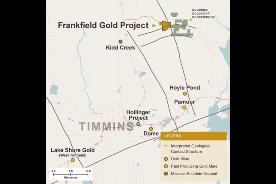 The Timmins gold camps best kept secret TimminsTodaycom