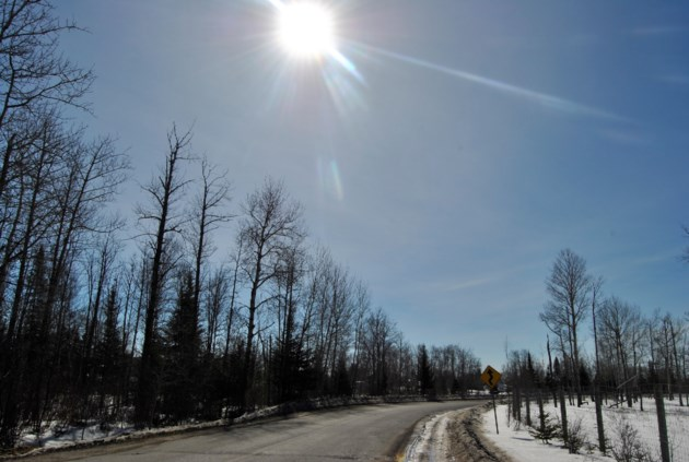Afternoon Flurries On Winding Road >> Good Morning Timmins Timminstoday Com