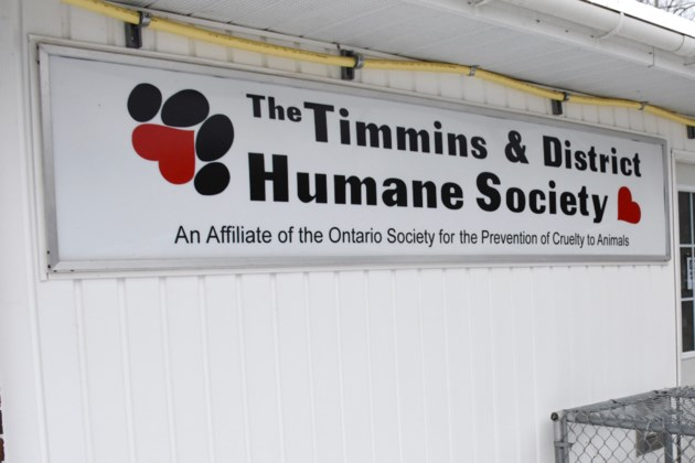 2017-12-12 Timmins Humane Society MH