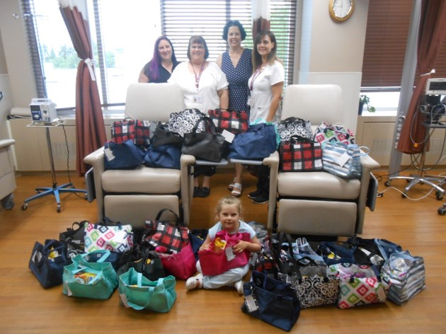 timmins hospital comfort bags