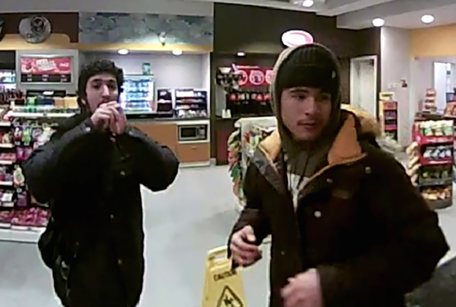 Suspect photo provided by Timmins Police Service