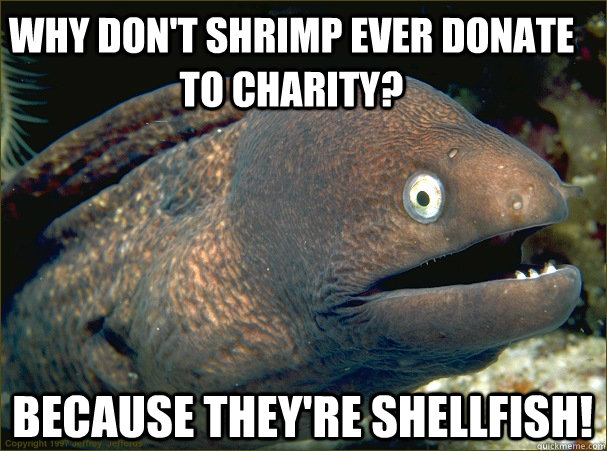 moray eel charity now we don our grant writing apparel sootoday com