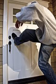 Door kicked open in break and enter & Door kicked open in break and enter - SooToday.com