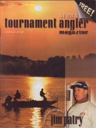 NEOBA Tournament Angler - Jim Patry