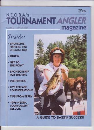 NEOBA Tournament Angler